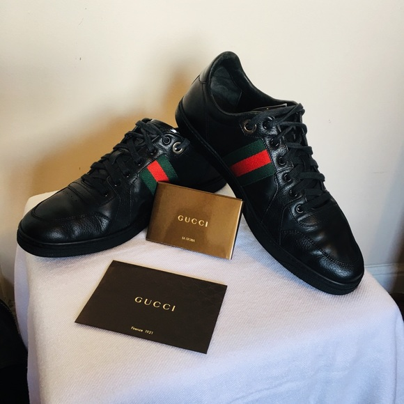 Gucci Shoes | Sold Authentic Gucci Mens